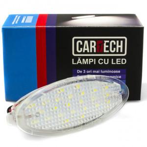Lampa numar dedicata cu led Opel Corsa B, Astra, Vectra B