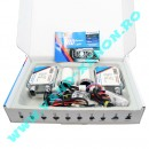 Kit Xenon CarTech 55W H3
