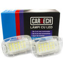 Lampi interior dedicate cu led Mercedes Benz W221