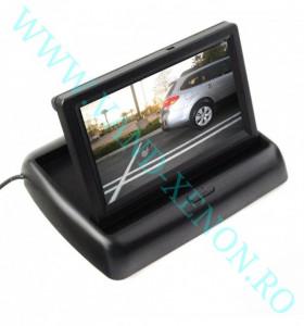 Senzori de parcare cu afisaj si camera Cartech SR503