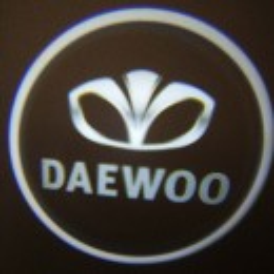 Set proiectoare / Logo montare sub usa 5w Daewoo