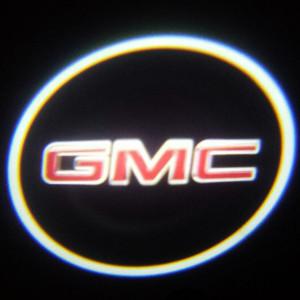 Set proiectoare / Logo montare sub usa 5w GMC