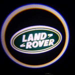 Set proiectoare / Logo montare sub usa 5w Land Rover