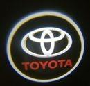 Set proiectoare / Logo montare sub usa 5w  Toyota