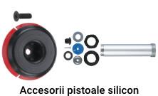 Accesorii pistoale silicon
