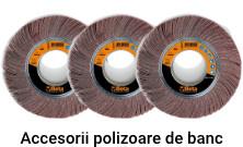Accesorii polizoare de banc