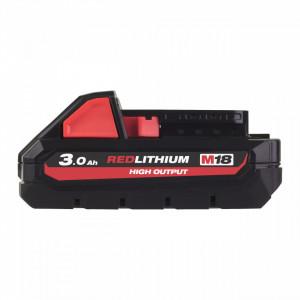 Acumulator Li-Ion Milwaukee 3,0 AH M18™ HIGH OUTPUT™