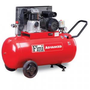 Compresor FINI MK103-90-3M, monofazat, debit 228 litri/min, butelie 90 litri