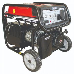 Generator SC-10000E-ATS, Putere max. 8.5 kw, 230V, AVR, motor benzina cu automatizare