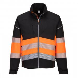 Jachetă Softshell Hi-Vis Clasa 1 PW3