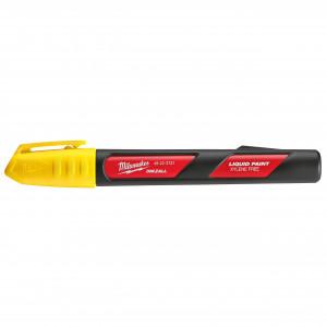Marker cu vopsea galbenă INKZALL™