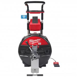 Mașină industrială de desfundat țevi cu funcție POWERTREDZ™ MX FUEL™