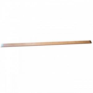 Metru din lemn pentru metraje 1 m