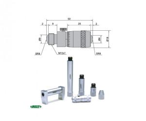 Micrometru mecanic tubular de interior