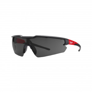 Ochelari de protecție cu lentilă fumurie - anti-zgâriere & anti-aburire - 1 buc Enhanced Safety Glasses Tinted