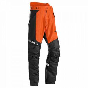 Pantaloni pentru grădinari, pentru tăierea arbuştilor şi utilizarea trimmerului, Technical