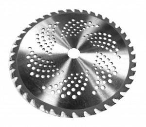 ProGARDEN Disc motocoasa de umar, 40 dinti, 258mm, 25.4mm, placute vidia