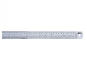 Rigla semiflexibila, DIM 1000 mm, ACURATETE ±0.20 mm, L 1040, W 32, H 1.5