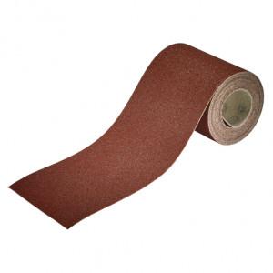 Rolă hârtie de şlefuire autoadezivă pentru lemn/metal, 4 m x 93 mm