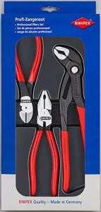 Set Cleşti Knipex Power, 3 piese