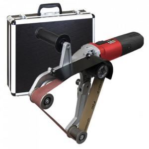 Stayer - LT 1401 EK - Slefuitor cu banda, 1400 W, 760x40 mm, turatie reglabila, geanta textila, accesorii