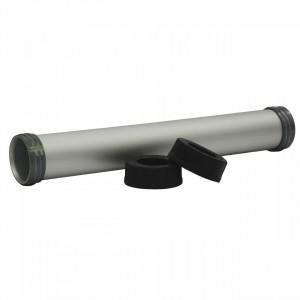 """Tub suport din aluminiu, de 600 ml """"tip cârnat"""". Necesită tijă piston (48091091) și piston (44700375) Milwaukee"""