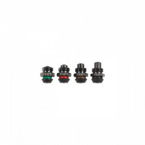 4 capete de tragere pentru mașina de nituit M12™ (2.4, 3.2, 4.0, 4.8 mm) Milwaukee