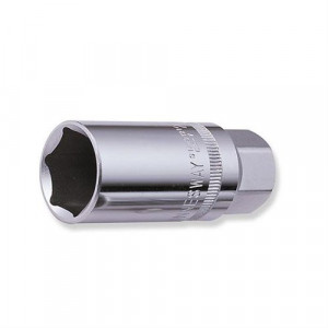 Cheie tubulara bujii 3/8 14mm cu magnet