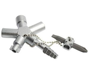 Cheie universala pentru panouri, DIM 65x65x17 mm