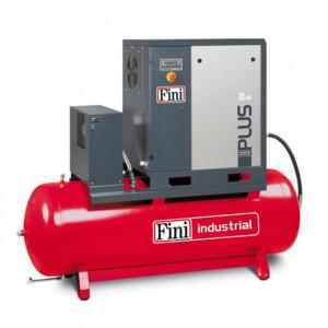 Compresor cu surub si uscator FINI Plus 8-10-500ES, debit 1000 litri/min