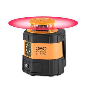 FL 115H Nivela laser rotativ orizontal - pana la 1200 m diametru