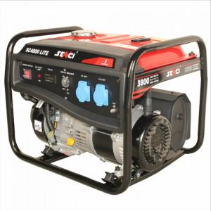 Generator curent SC-4000 LITE, Putere max. 3.8 kW, 230V, AVR, motor benzina