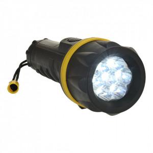 Lanterna din cauciuc 7 LED