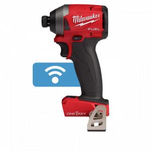 Mașină de înșurubat cu impact ¼″ Hex One-Key™ Fuel™ Milwaukee M18 ONEID2-0X, alimentare Cu acumulator - neechipat