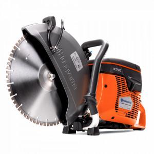 Masina de taiat cu disc Husqvarna K 760, alimentare Motor termic