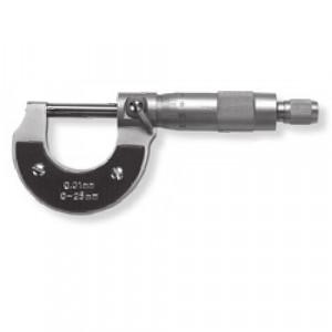 Micrometru exterior 0-25 mm Scala