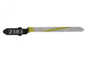 Panze pentru fierastrau pendular Wolfcraft, , prindere in T, pentru lemn, adancime taiere 20mm, 2 buc/set
