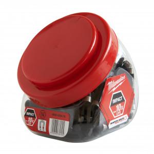 Prelungitor magnetic pentru bit SHOCKWAVE™ IMPACT DUTY Magnetic bit holder 60 mm - jam jar (100 buc) - 1 buc