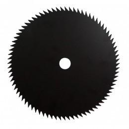 ProGARDEN Disc motocoasa de umar, 80 dinti, 254mm, 25.4mm