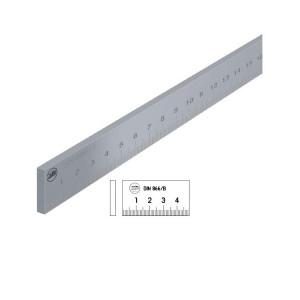 Rigla metalica gradata - 1000 mm - Ultra