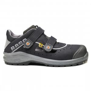 Sandale Be-Fresh Shoe S1P ESD SRC B0871, culoare Gri
