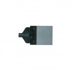 Sculă pentru curățat pardoseli; include lama de 2 mm. Necesită o tijă suport conică universală, latime 150 mm