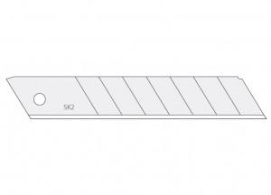 Set 10 lame de cutter SK2, L 100, A 18, I 5, G 110