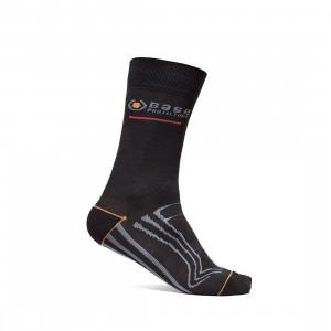 Sosete Safety 600 Sock Short - 6Pk B2101, culoare Gri