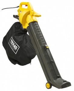 Texas BVC2800 suflanta aspirator 2 in 1 cu tocator electric 2800W, sac 35 litri