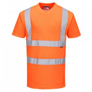 Tricou Hi-Vis RIS, culoare Portocaliu