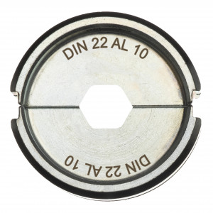 Bacuri de sertizare DIN Aluminiu