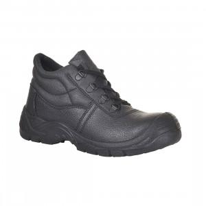 Bocanci Steelite Boot Scuff S1P, culoare Negru