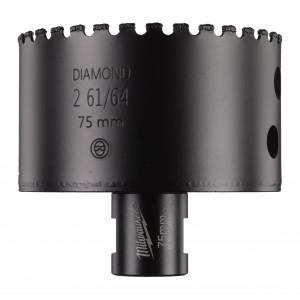 Burghie DIAMOND MAX™ M14 pentru găurire uscată 75 mm - M14