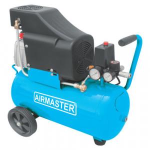 Compresor AIRMASTER AIR2SHU824, monofazat, debit 122 litri/min, butelie 24 litri